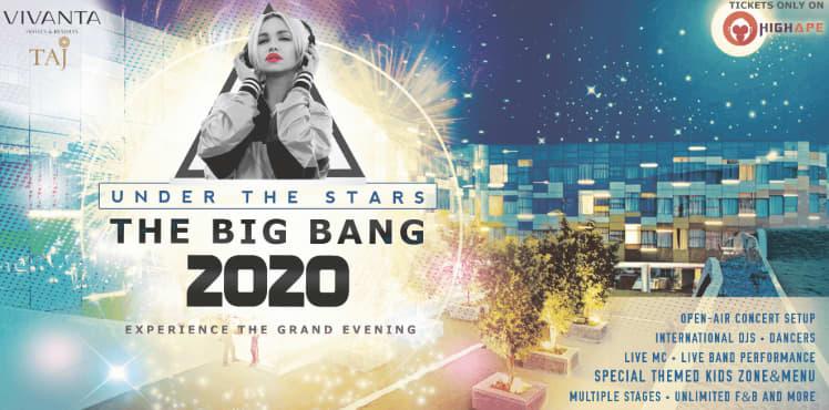 Under The Stars 2020 | TAJ's Special New Year's Eve