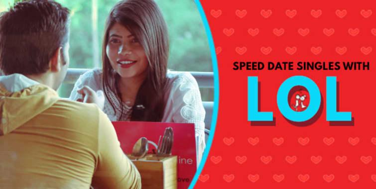 speed dating bangalore cityrecenze pro seznamku christian mingle