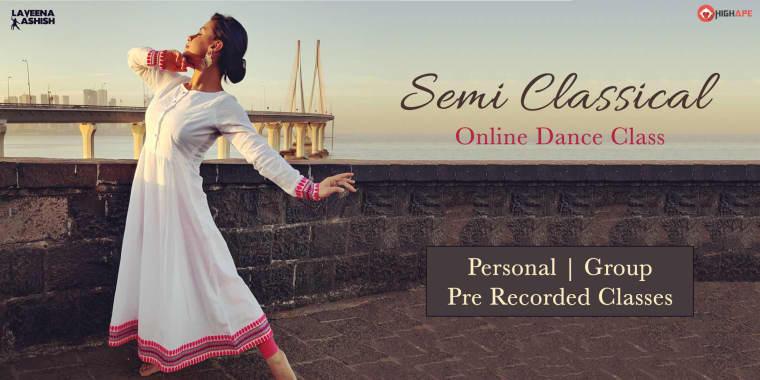 Semi Classical Online Dance Classes At Online Workshop Class In Bangalore Highape