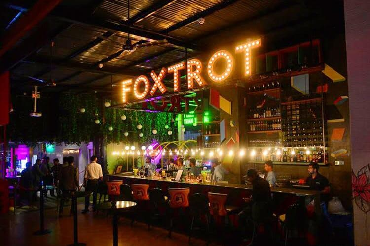 Foxtrot Gastropub