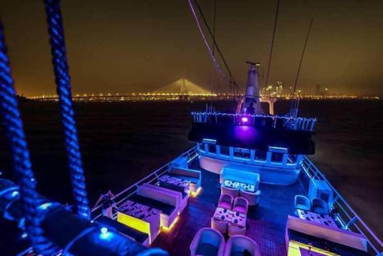 Mumbai Maiden Cruise