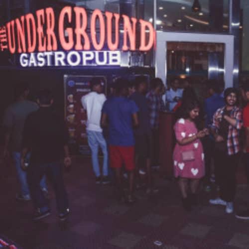 The Underground Gastropub