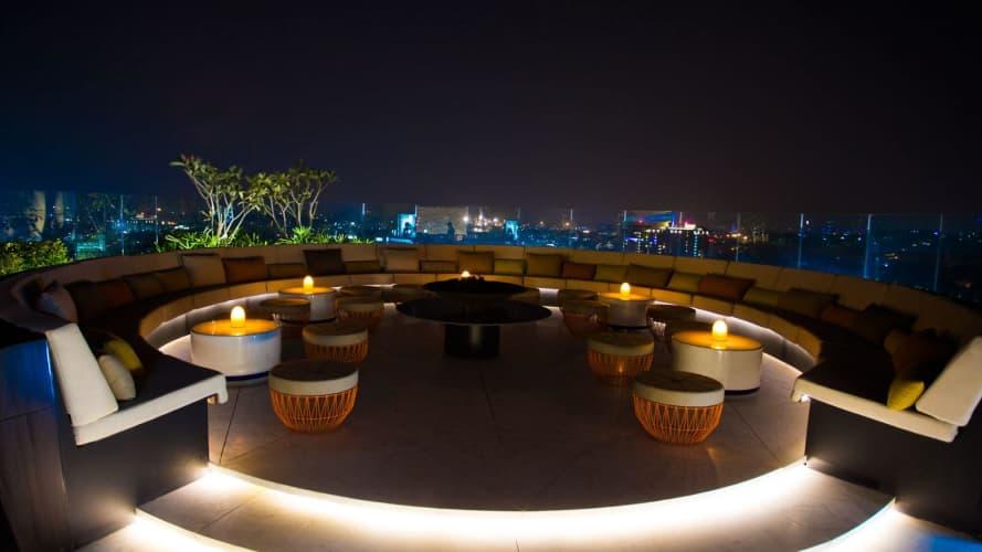 BANG, The Ritz-Carlton Bangalore