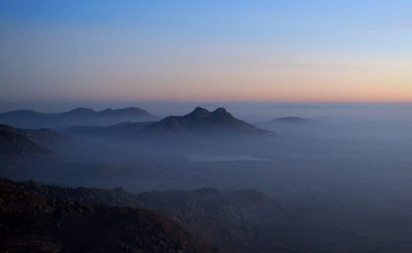 Skandagiri Hills
