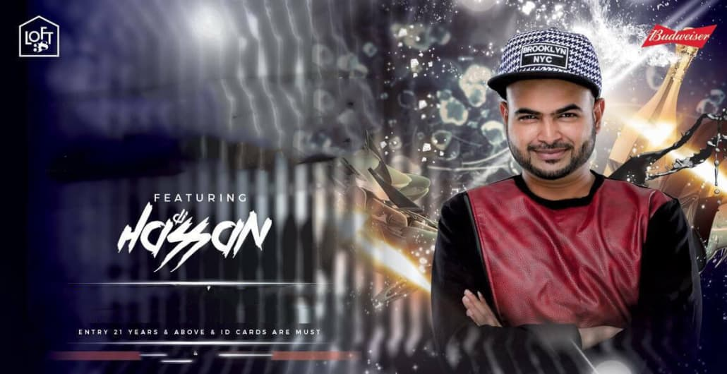 Friday Bollywood Night with DJ Hassan