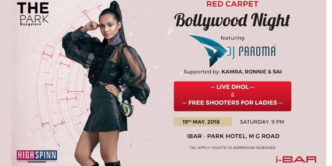 Red Carpet - Bollywood Night Ft.DJ Paroma