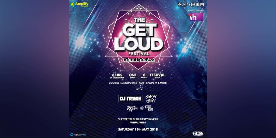 The Get LoudFestival - TurnUp The Bass Edition at FANDOM!