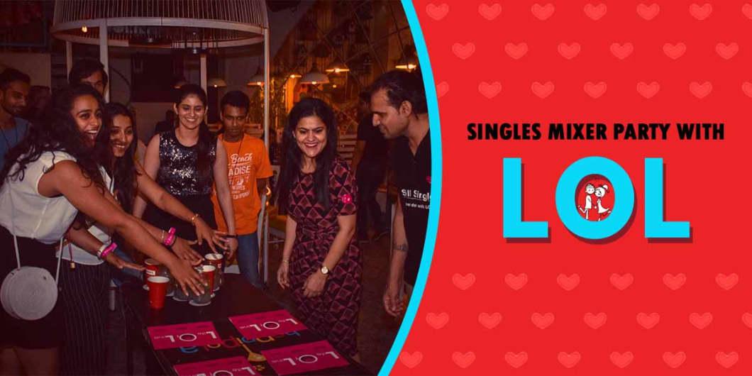 LOL Speed Dating at Crawl Street in Bangalore - HighApe