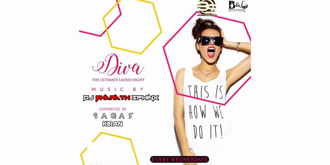Diva The Ultimate Ladies Night