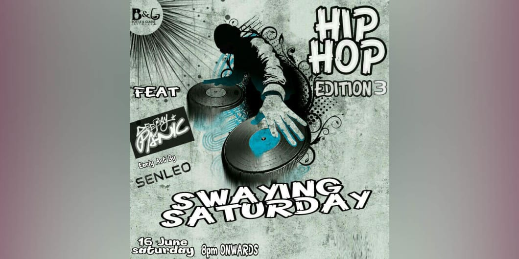 Swaying Saturday - HipHop Edition 3