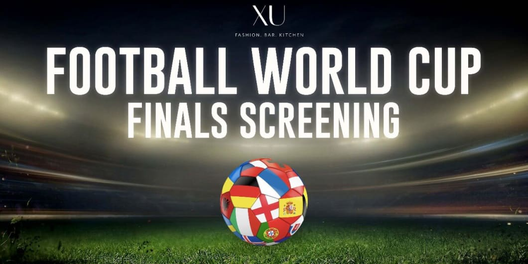 Football World Cup Finals Screening