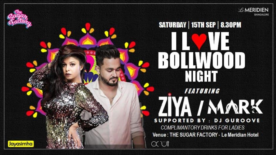 I love Bollywood Night