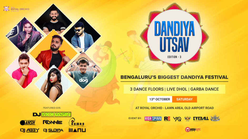 Dandiya Utsav Edition - 3