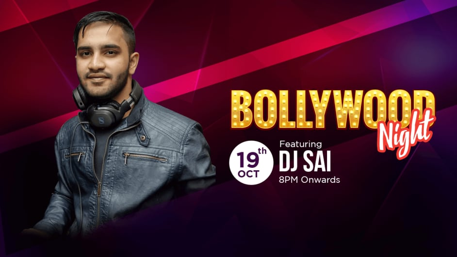Bollywood Night ft. DJ Sai