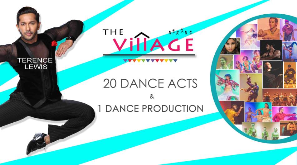 THE VillAGE 2018 A Community Dance Initiative
