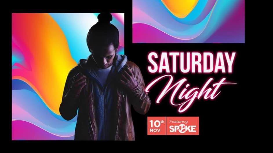 Saturday Night with DJ Spyke