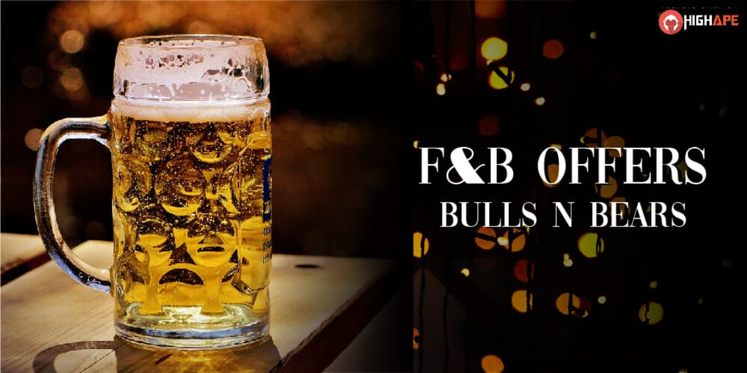 F&B Offers at Bulls N Bears