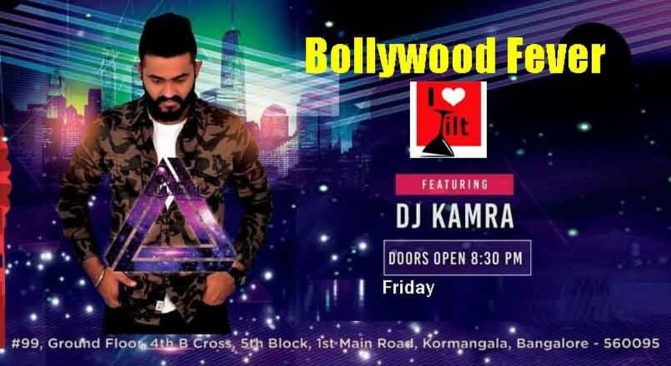 Friday Bollywood Fever