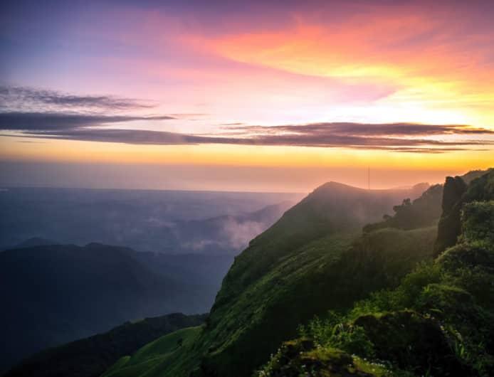 Kodachadri Trek And Hidlumane Falls