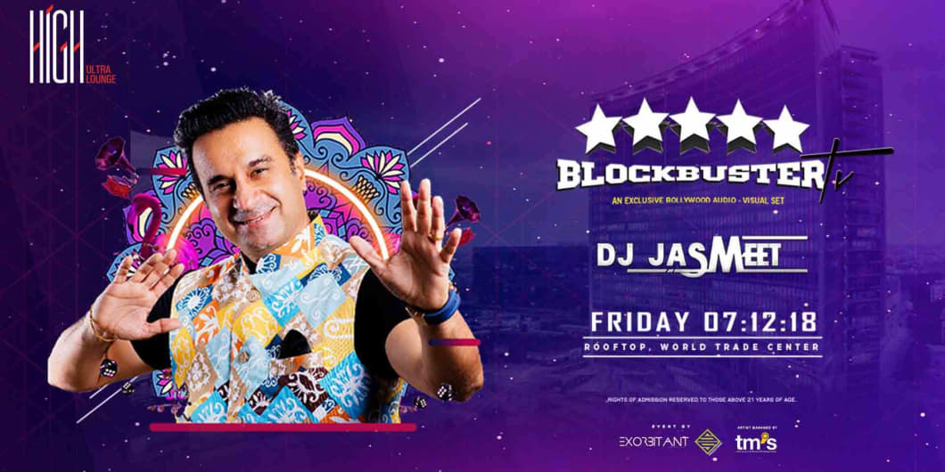 Blockbuster TV With DJ Jasmeet