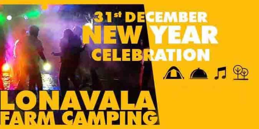 New Year Farm Camping At Lonavala