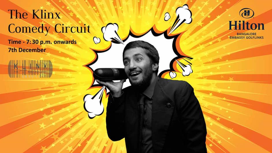 The Klinx Comedy Circuit