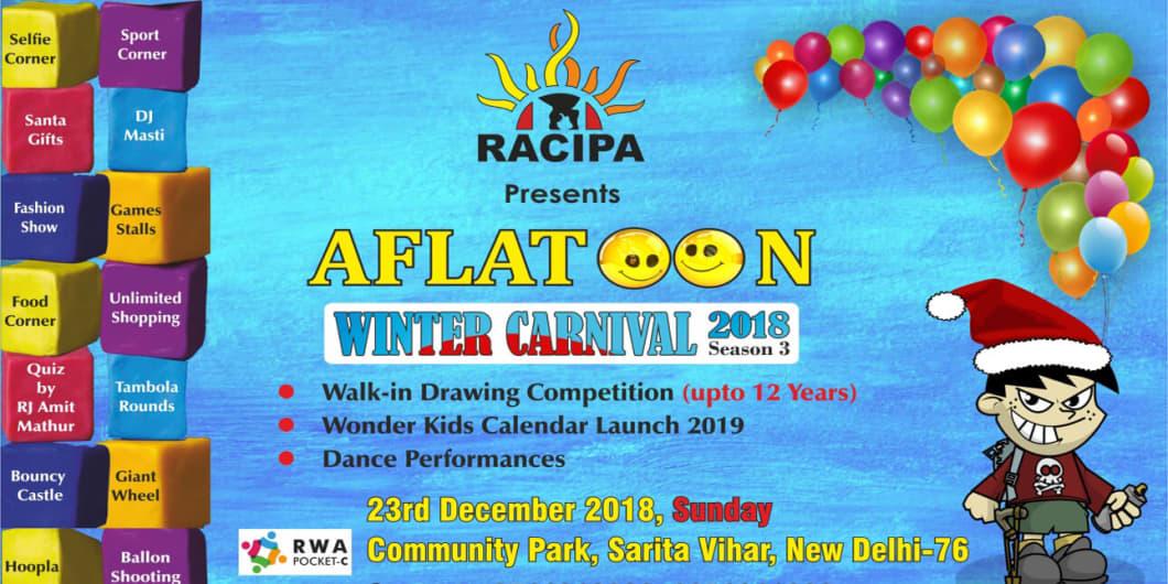 Aflatoon Season 3 - Winter Carnival