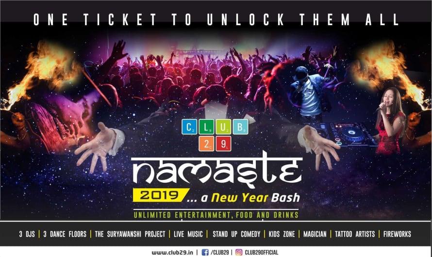 Namaste 2019