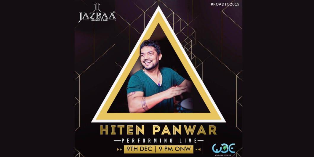 Hiten Panwar Live