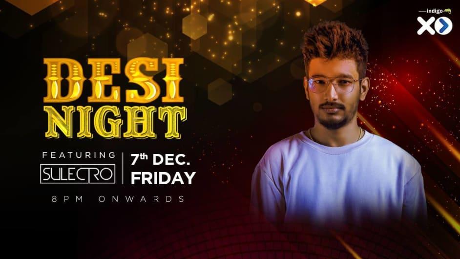 Friday Desi Night