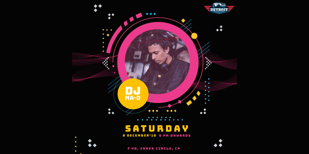 Detroit Saturday Nights Ft DJ MA-D