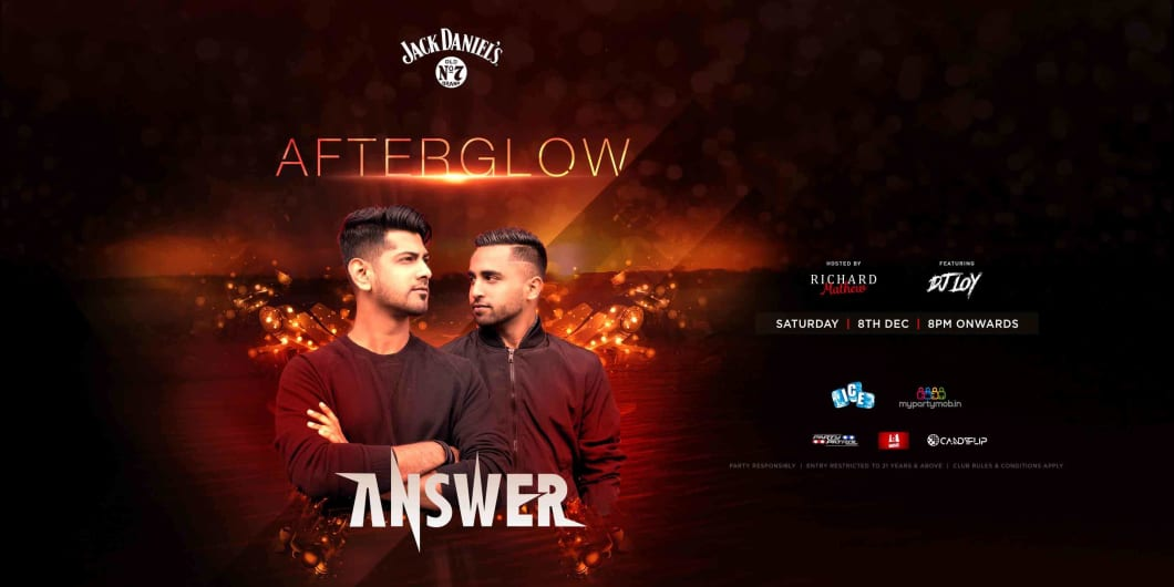 Afterglow ft. DJ Answer