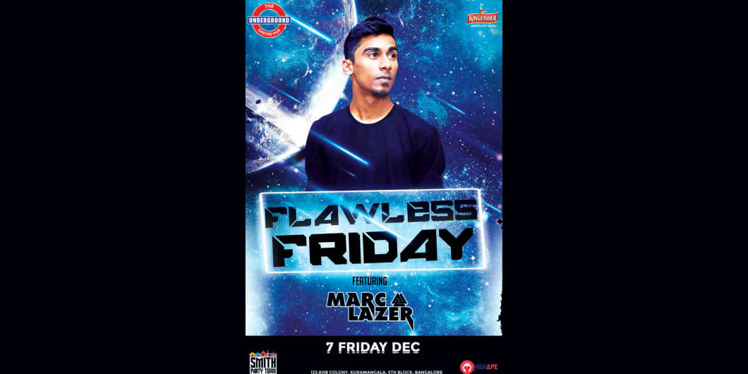 Flawless Friday ft. DJ Marc Lazer