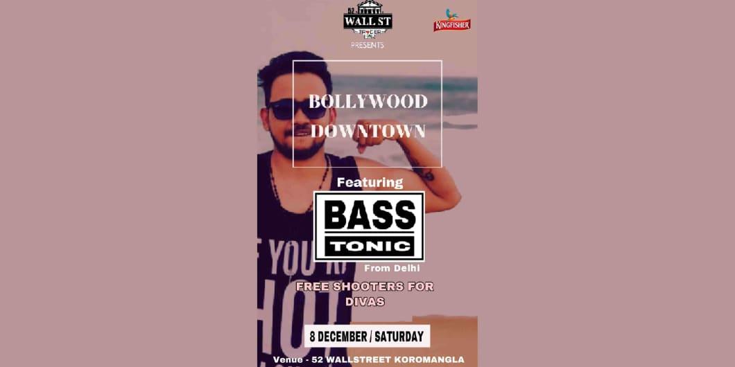 Bollywood Down Town ft. DJ Bass Tonic