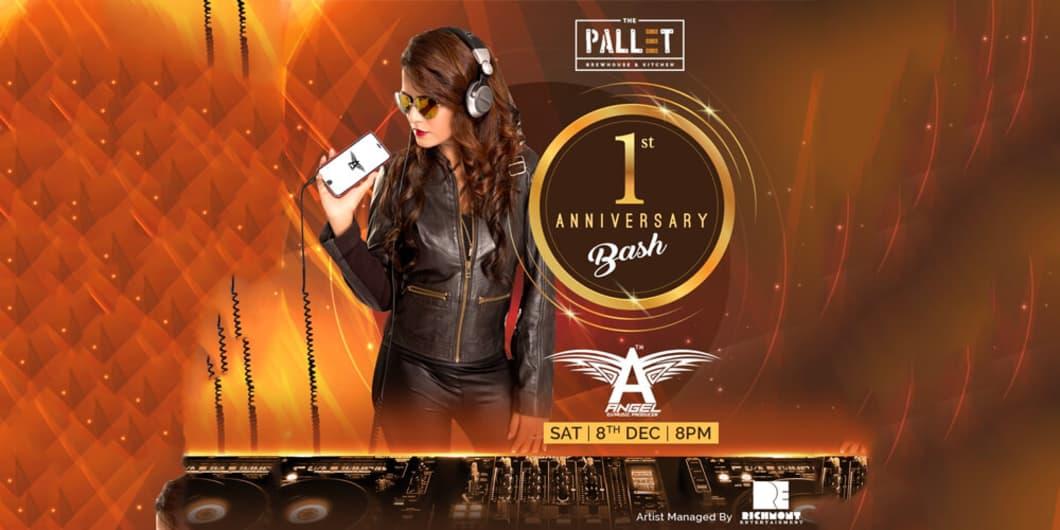 1st Anniversary Bash | Feat. DJ Angel