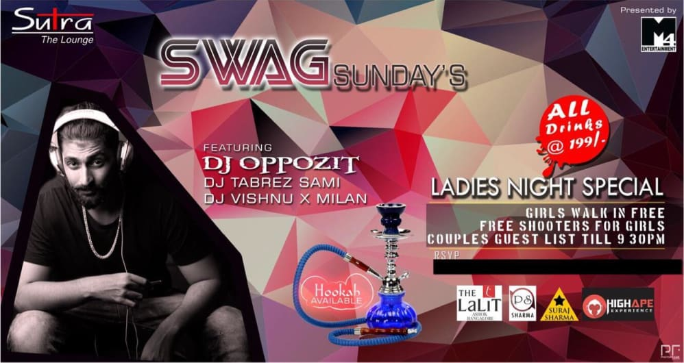Swag Sunday's ft. DJ Oppozit