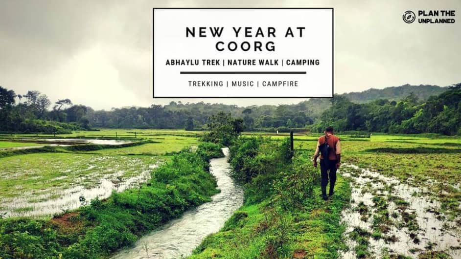 New Year Brahmagiri Coorg Trek And Camping