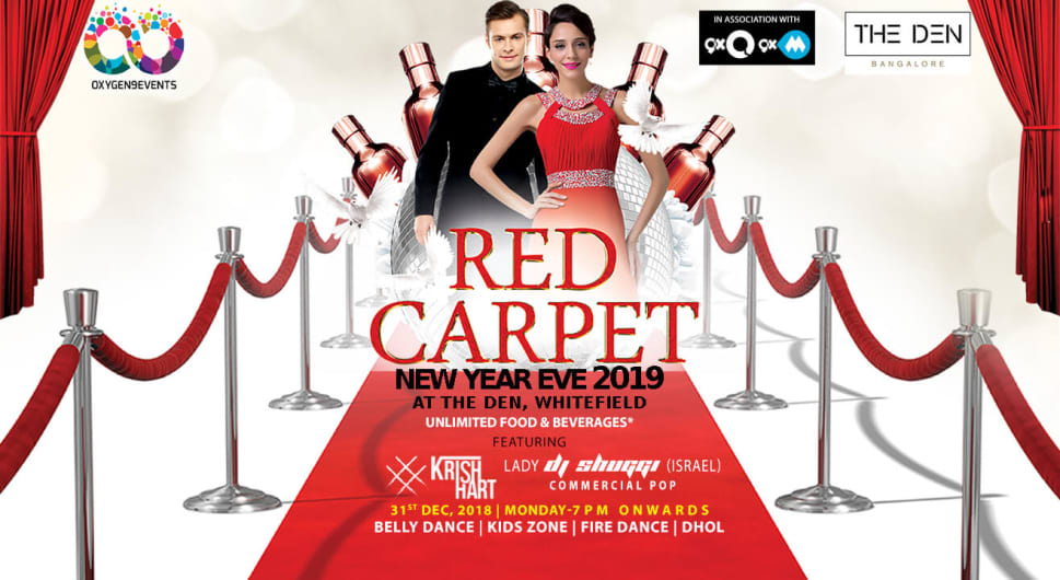 Red Carpet New Year 2019