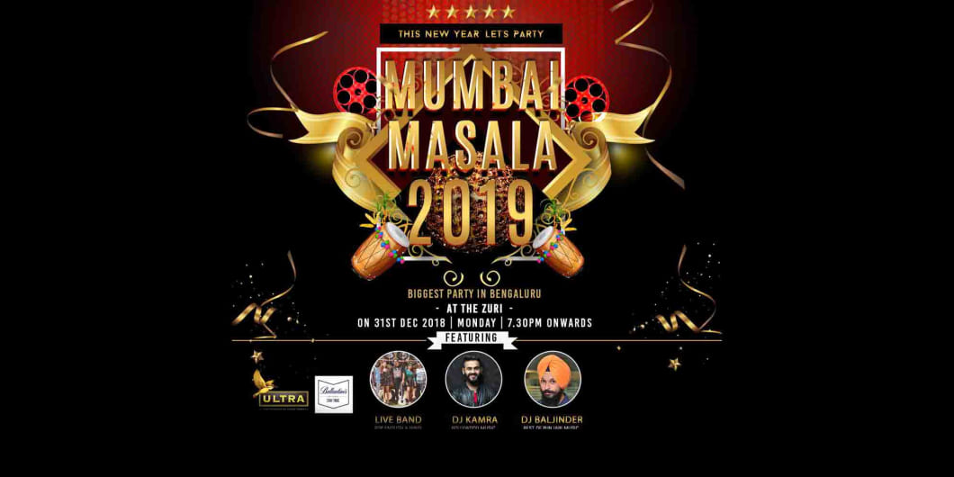 Mumbai Masala - 2019 - The Zuri Whitefield , Bengaluru