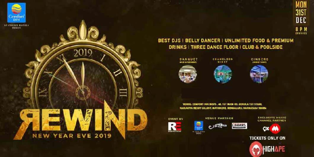 REWIND – New Year Eve 2019