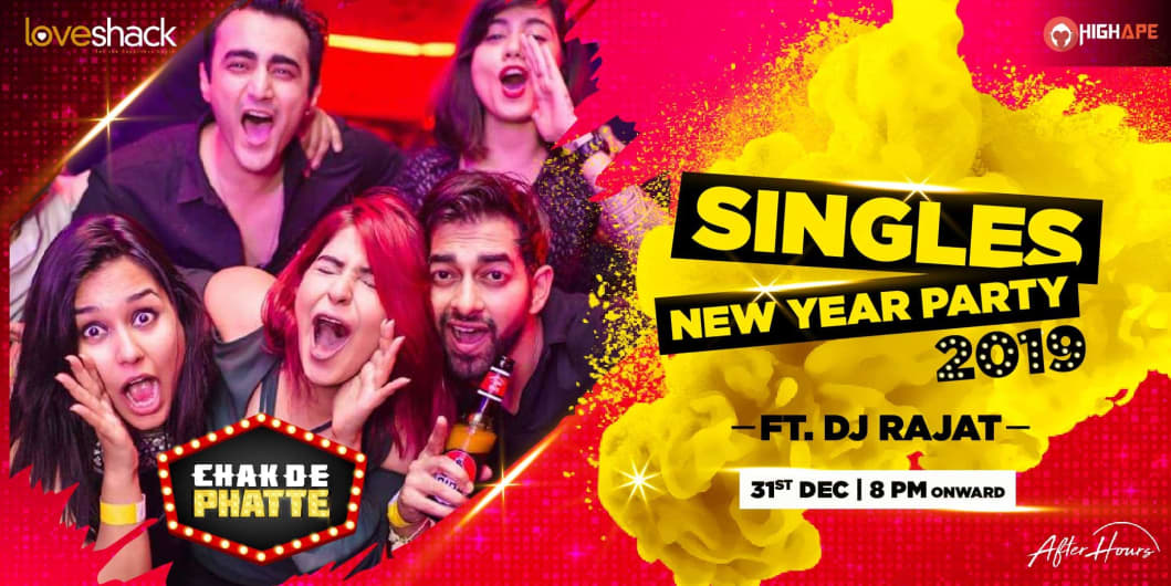Chak De Phatte 2019 - Biggest Bollywood Punjabi New Years Party