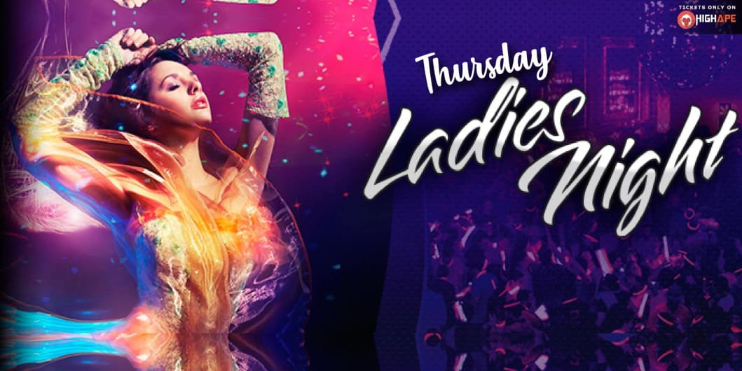 Thursday Ladies Night at I-BAR