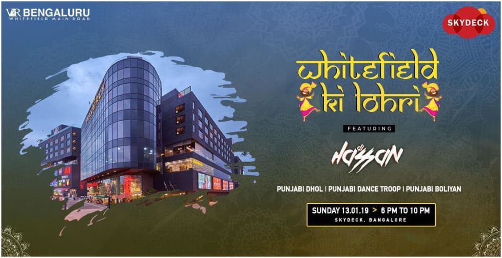Whitefield Ki Lohri at Skydeck VR Bengaluru