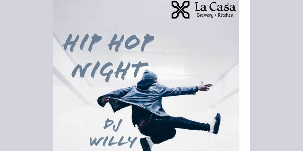 HipHop Night ft  DJ Willy at La Casa Brewery in Bangalore - HighApe