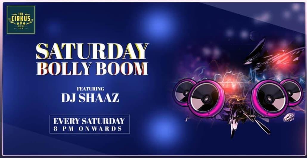 Bollywood Saturday's featuring DJ Shaaz