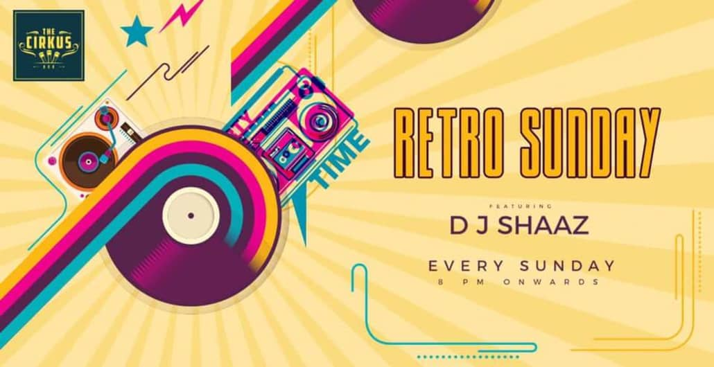 Retro Sunday's With DJ Shaaz