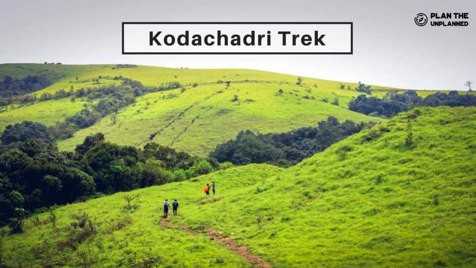 "Kodachadri  Trek – ""Jasmine of The Hills"""
