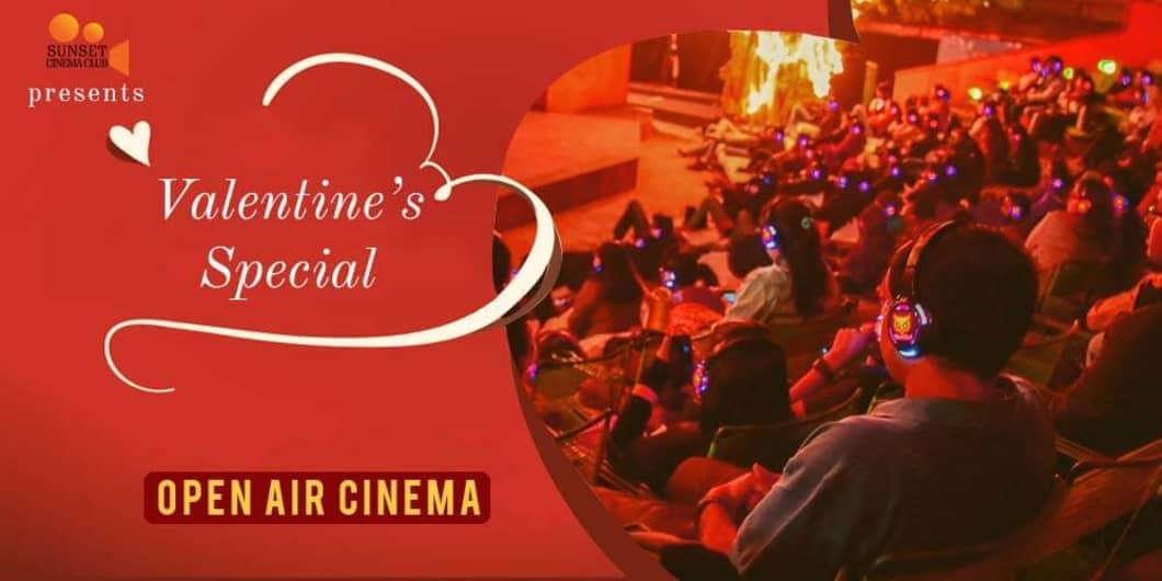 Open Air Cinema - Valentine's Weekend