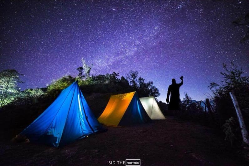 Munnar - Jungle Camping