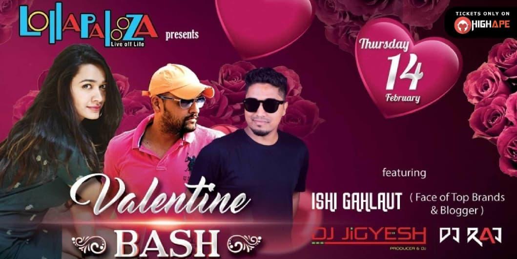 Valentine Bash 2019 at Lollapalooza Pune